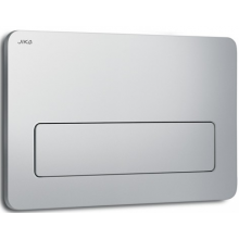 JIKA PL3 ovládacie tlačidlo 250x10x160mm, Single Flush, matný chróm