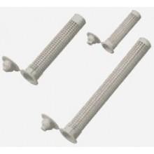 DEN BRAVEN plastové sitko 15x85mm, pre kotvenie do dutých materiálov, blister 5ks