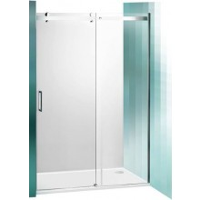 ROLTECHNIK AMBIENT LINE AMD2/1300 sprchové dvere 1300x2000mm posuvné, brillant/transparent