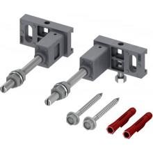 TECE PROFIL WG900/RG3 súprava pre predstenovú montáž 150-240mm