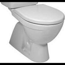 JIKA LYRA PLUS WC misa 360x630mm, zvislý odpad, biela