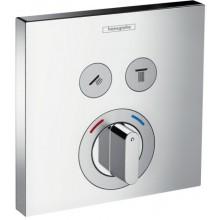 HANSGROHE SHOWERSELECT termostat podomietkový chróm