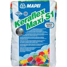 MAPEI KERAFLEX MAXI S1 cementové lepidlo 25kg, s obmedzeným sklzom, šedá