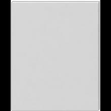 JIKA CUBE zrkadlo 1200x19x750mm, na doske, biela 4.5555.7.039.304.1