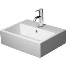 DURAVIT VERO AIR umývadielko 450x350x165mm nábytkové, s otvorom, biela alpin