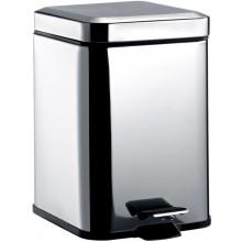 CONCEPT 200 STYLE odpadkový kôš 5l chróm 010-7856
