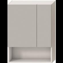 JIKA LYRA zrkadlová skrinka 600x132mm, biela