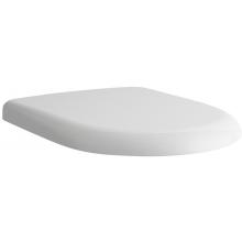 LAUFEN PRO sedátko s poklopom 443x374x54mm univerzálne, sa spomaľovacím sklápaním Slowclose, biela 8.9395.3.300.000.1