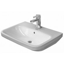 DURAVIT DURASTYLE umývadlo 600x440mm s prepadom, biela 2319600000