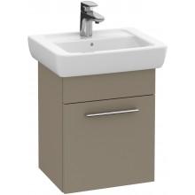 VILLEROY & BOCH VERITY DESIGN skrinka pod umývadlo 365x300x445mm pánty vpravo, biela lesk B01701DH