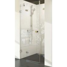 RAVAK BRILLIANT BSD3 120 sprchové dvere 1185-1210x1950mm trojdielne, ľavé chróm/transparent
