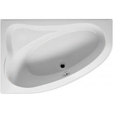 RIHO LYRA BA67 vaňa 153,5x100,5x49cm, asymetrická, pravá, akrylátová, biela