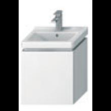 JIKA CUBITO-N skrinka pod umývatko 440x334x480mm, biely lesklý lak 4.0J42.1.301.500.1