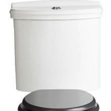 HERITAGE CLAVERTON WC nádržka 4/6l keramika, biela