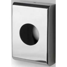 AZP BRNO zásobník na hygienické vrecká 100x145x30mm, nerez