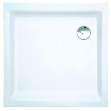 CONCEPT 100 sprchová vanička 800x800mm akrylátová, štvorcová, biela 55540001000