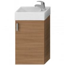 JIKA PETIT skrinka s umývatkom 386x221x585mm, čerešňa / čerešňa 4.5351.1.175.308.1