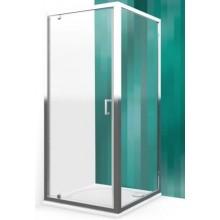 ROLTECHNIK LEGA LINE LLB/800 bočná stena 800x1900mm, polorámová, brillant/transparent