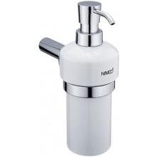 NIMCO BORMO dávkovač na tekuté mydlo 75x164x197mm chróm/biela