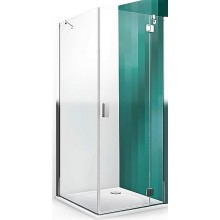 ROLTECHNIK HITECH LINE HBB/1000 bočná stena 1000x2000mm, bezrámová, brillant premium/transparent