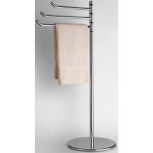 AZP BRNO držiak uterákov 330x330x900mm, stojankový, chróm