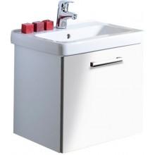 CONCEPT 300 skrinka pod umývadlo 61x40x46cm závesná biela / oliva C300.65O