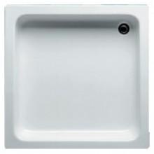 RIHO SATURNUS sprchová vanička 90x90x15,5cm, štvorec, akrylát, biela