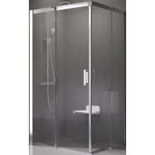 RAVAK MATRIX MSRV4-90 sprchovací kút 900x900x1950mm, rohový, štvordielny, alubright/transparent