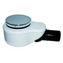 Sifón vaničkový HL plastový HL 520 DN 40/50 nerez