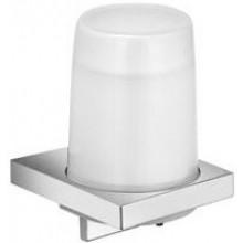 KEUCO EDITION 11 dávkovač 180ml tekutého mydla, nástenný, chróm/sklo