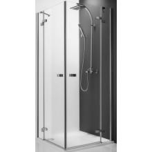ROLTECHNIK ELEGANT LINE GDOL1/1000 sprchové dvere 1000x2000mm ľave jednokrídlové, bezrámové, brillant/transparent