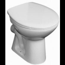 JIKA ZETA WC misa, hlboké splachovanie, vodorovný odpad, biela 8.2439.6.000.000.1