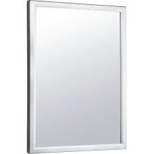 AZP BRNO REHA zrkadlo 400x600mm, závesné, nerez