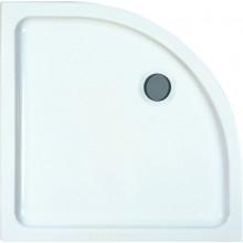 LAUFEN MERANO sprchová vanička 900x900mm, štvrťkruhová, biela