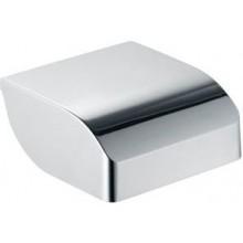 KEUCO ELEGANCE držiak toaletného papiera 140x144mm s krytom, chróm