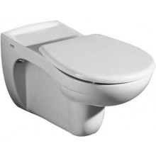 KERAMAG VITALIS WC závesné 35,5x70cm pre telesne postihnutých, s hlbokým splachovaním, biela