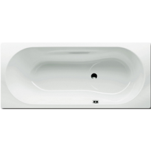KALDEWEI VAIO SET 956 vaňa 1600x700x430mm, oceľová, obdĺžniková, biela Perl Effekt