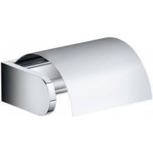 KEUCO EDITION 300 držiak toaletného papiera 144x126mm s krytom, chróm