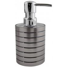 AWD INTERIOR LUNA dávkovač tekutého mydla 300ml, nerez