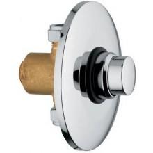 RAF sprchový podomietkový ventil chróm VC0008/1