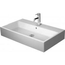 DURAVIT VERO AIR umývadlo 800x470x165mm nábytkové, s otvorom, biela alpin
