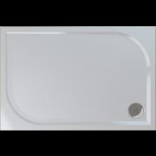 SANSWISS MARBLEMATE WMA vanička 1000x800x30mm, obdĺžnik, biela