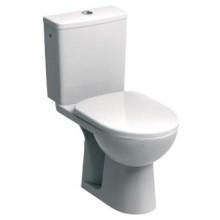 KOLO NOVA PRO WC kombinované 35,7x65,5cm, odpad vodorovný, s hlbokým splachovaním, biela