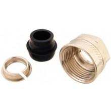HERZ prechodka G3/4, 15mm pre oceľové a medené potrubie