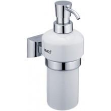 NIMCO PALLAS ATHÉNA dávkovač na tekutého mydla 197x152mm chróm/biela