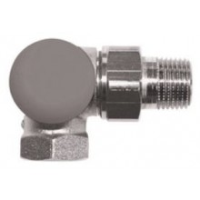 """HERZ TS-90-E """"AB radiátorový ventil 1/2"""" trojosový, pre jednorúrkové sústavy"""