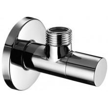 SCHELL STILE rohový ventil, regulačný, chróm
