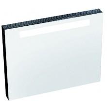 RAVAK CLASSIC 800 zrkadlo 800x550x70mm sa žiarivkou s el. zásuvkou, biela X000000354