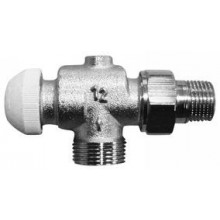 """HERZ TS-90 termostatický ventil 1/2"""" špeciálny, rohový"""