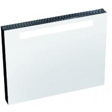 RAVAK CLASSIC 700 zrkadlo 700x550x70mm sa žiarivkou s el. zásuvkou, biela X000000353